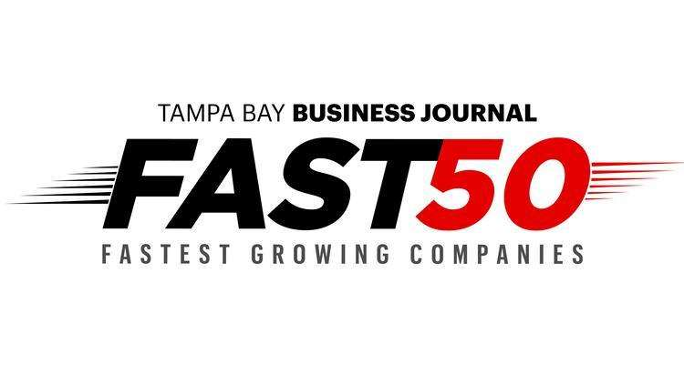 NTC Lands Tampa Bay Business Journal's Fast 50 Award