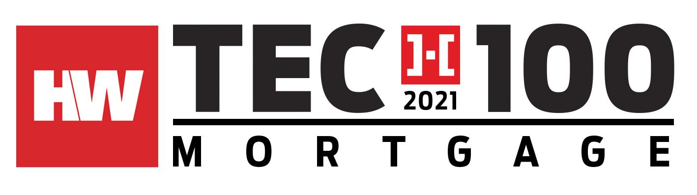 NTC Wins 2021 HW Tech100 Mortgage Award